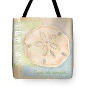 Seaside Retreat-c Tote Bag by Jean Plout