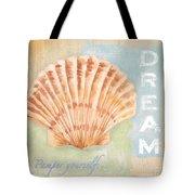 Seaside Retreat-d Tote Bag