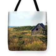 Seaside Shed - September Tote Bag