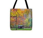 Seasonal Sensation Tote Bag