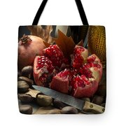 Seasonal Still-life Tote Bag
