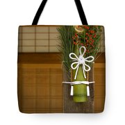 Seasonal Welcome Tote Bag