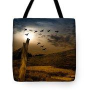 Seasons Of Change Tote Bag by Bob Orsillo