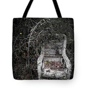 Seat With A View Tote Bag