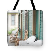 Seating For Five Tote Bag