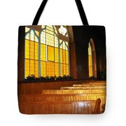 Seats In The Light Tote Bag