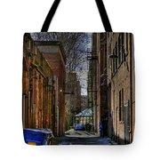 Seattle Alleyway Tote Bag