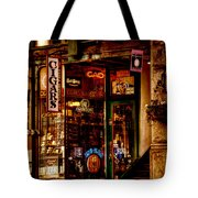 Seattle Cigar Shop Tote Bag