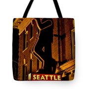 Seattle Coffee Works Tote Bag