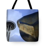 Seattle Emp Building 4 Tote Bag
