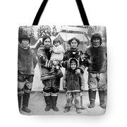 Seattle Eskimo Family Tote Bag