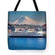 Seattle Harbor Tote Bag