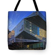 Seattle Library Tote Bag