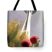 Seattle Needle One Tote Bag