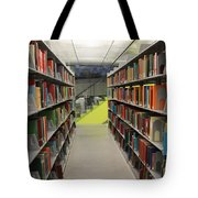 Seattle Public Library Tote Bag