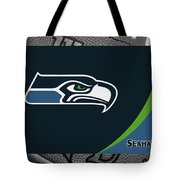 Seattle Seahawks Tote Bag