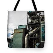 Seattle Steel And Sky Tote Bag