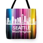 Seattle Wa 2 Tote Bag
