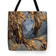 Seaweed On The Rock Tote Bag