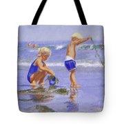 Seaweed Play Tote Bag