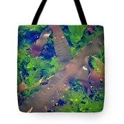 Seaweed Variety Tote Bag