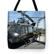 Seawolves Uh-1 Tote Bag