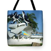Seaworld Anticipation Tote Bag