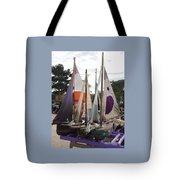 Seaworthy Veterans Tote Bag
