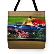 Sebastian Vettel Tote Bag