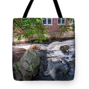 Secluded Falls #2 Tote Bag