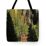 Secluded Tranquility Tote Bag