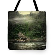 Seclusion On The Trinity Tote Bag