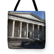 Second Bank Of The United States Tote Bag