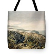 Second Charge Of The Guards Tote Bag