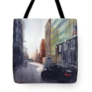 Second City Hustle Tote Bag