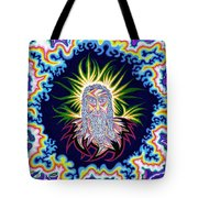 Second Coming Of Christ Tote Bag