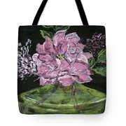 Second Hand Rose Tote Bag