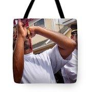 Second Line Colour Tote Bag