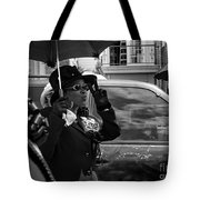 Second Line Peace Tote Bag