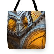Second Story Tote Bag