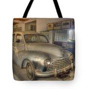 Second World War Car Tote Bag