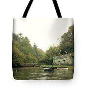 Secret Boathouse Tote Bag