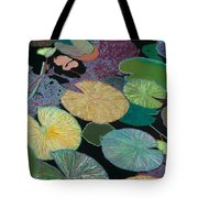 Secret Hideaway Tote Bag
