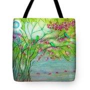 Secret Paradise Inner Bliss Tote Bag