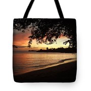 Secret Sunset Tote Bag