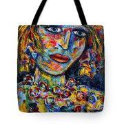 Secret Thoughts Tote Bag