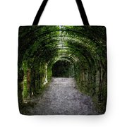 Secret Tunnel Tote Bag