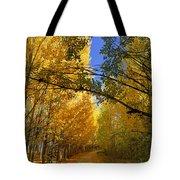 Autumn Secrets Tote Bag