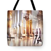 Secrets Of The Hermitage. Tote Bag