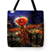 Secrets Of The Night Tote Bag